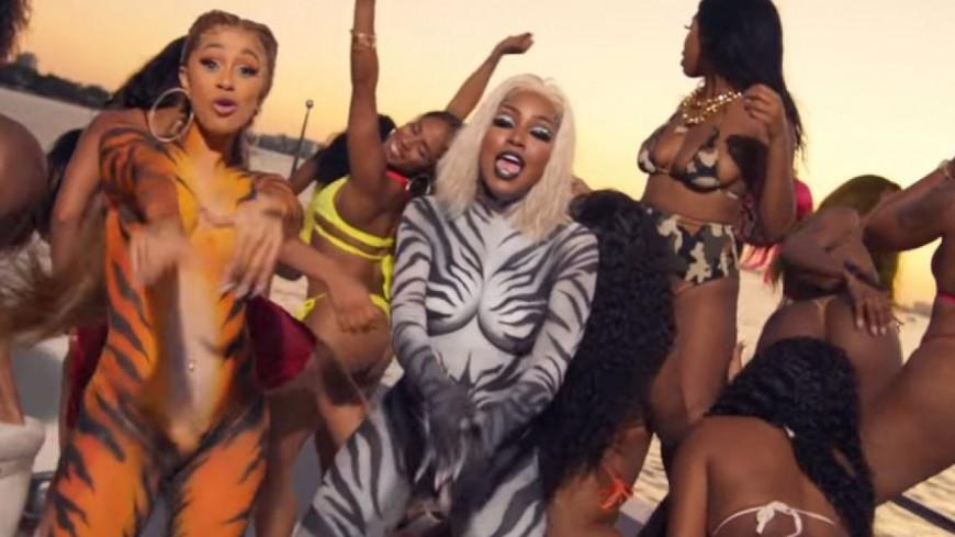 Le clip bouillant de la collaboration de City Girls et Cardi B va vous faire twerker !