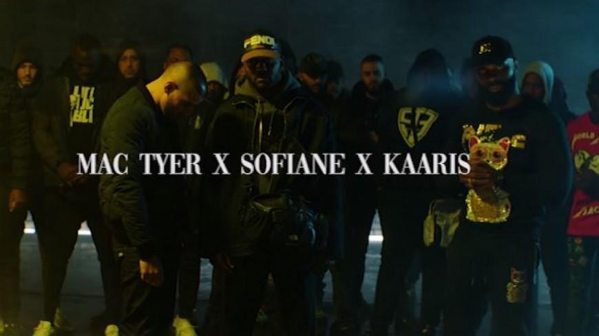 Mac Tyer se demande ce qu'il se passe aux côtés de Kaaris et Sofiane !