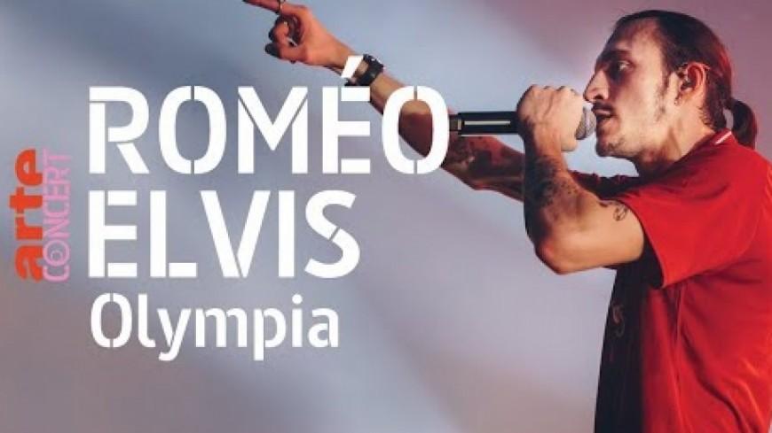 Roméo Elvis et Le Motel plus chauds que jamais à l'Olympia !