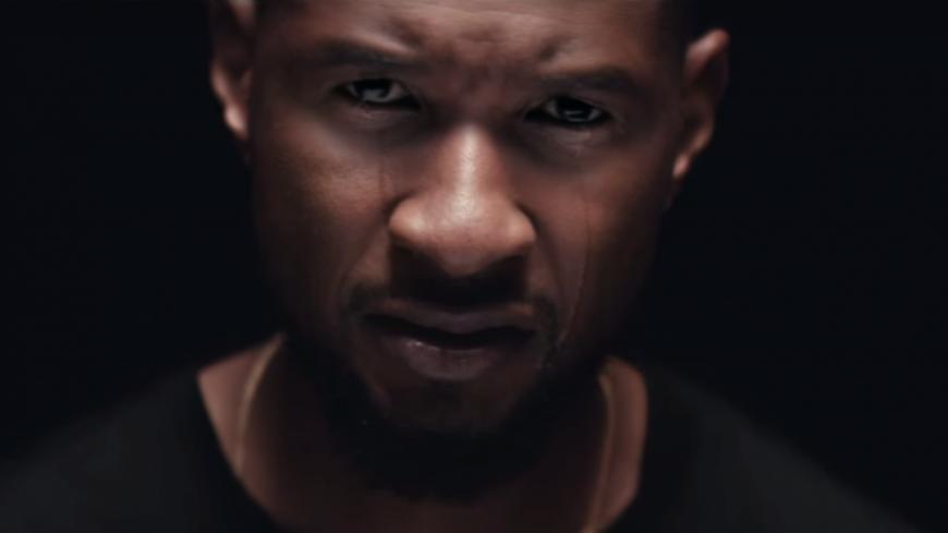 Usher triste comme jamais dans son nouveau clip ''Crash'' !