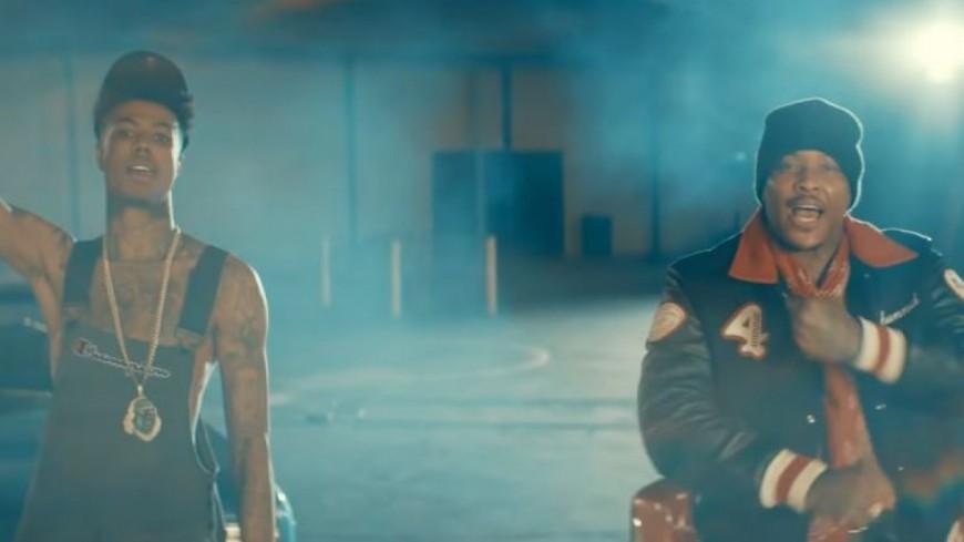 Blueface tient tête à son coach sportif aux côtés de YG dans le remix de ''Thotiana'' !