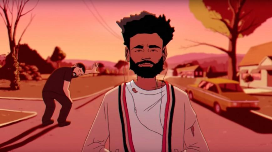 Childish Gambino s'entoure du rap game dans ''Feels Like Summer''!