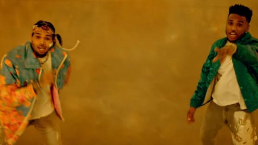 Trey Songz et Chris Brown envoient le clip doré de ''Chi Chi'' !