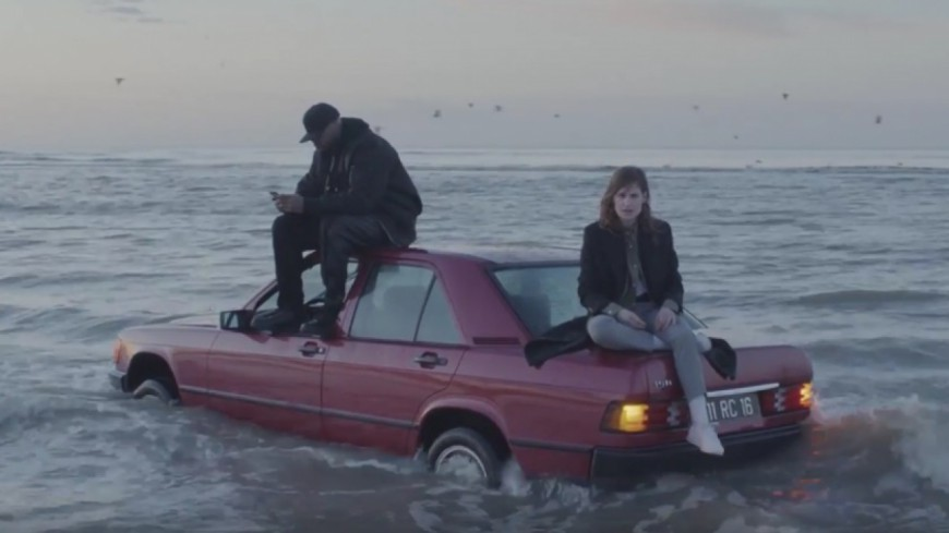 Christine And The Queens ft Booba - Here (Clip Officiel)