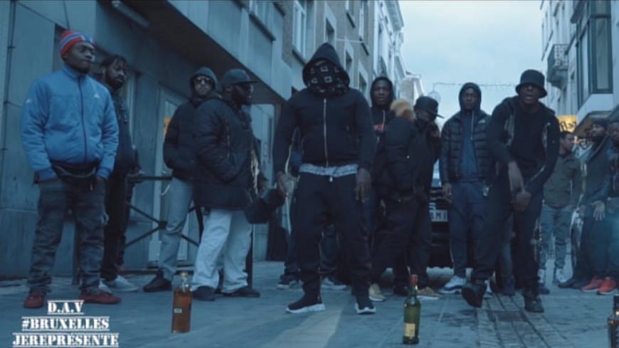 ''Respecte le Gang'' de D.A.V et Kozi !