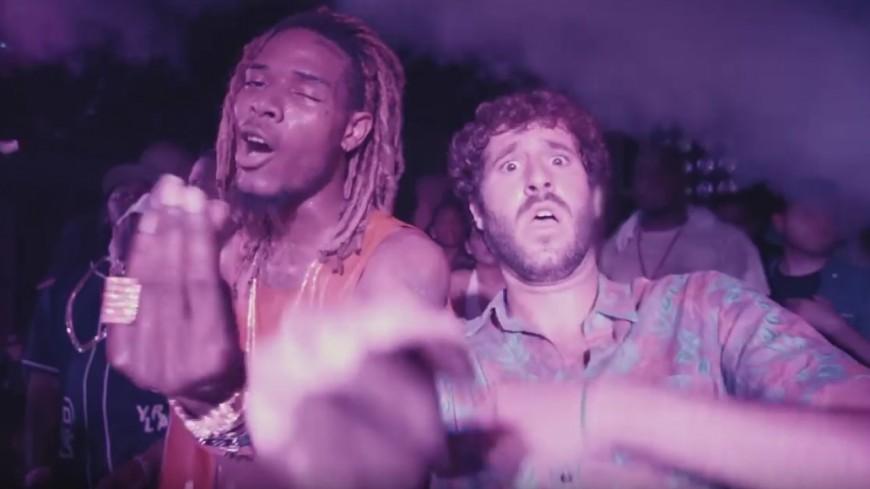 Lil Dicky ft Fetty Wap & Rich Homie Quan - $ave Dat Money (Official Video)