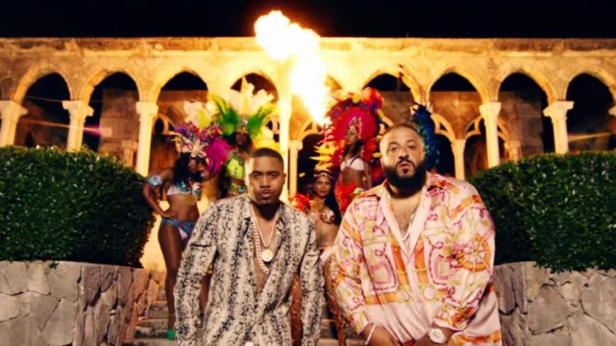 DJ Khaled et Nas sont des rois dans le clip ''Nas Album''