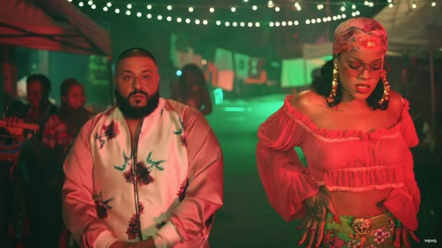 DJ Khaled ramène Rihanna et Bryson Tiller sur ''Wild Thoughts'' !