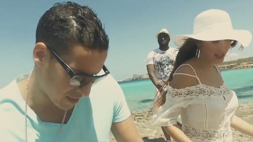 DJ Moh Green invite Kenza Farah, Six & Sultan sous le soleil pour ''Ven Aqui'' !