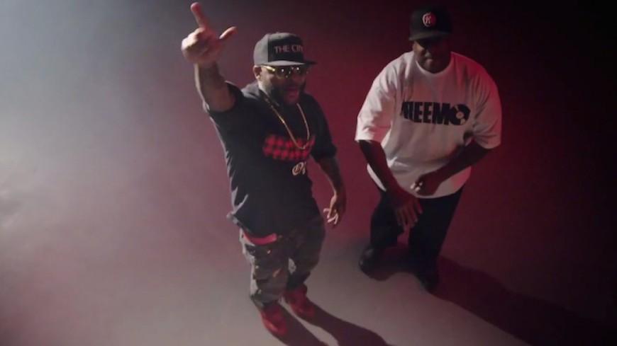 "PRhyme (DJ Premier & Royce Da 5'9"") - PRhyme (Official Video)"