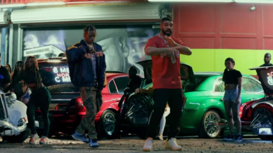 Travis Scott est en ''Sicko Mode'' avec Drake !