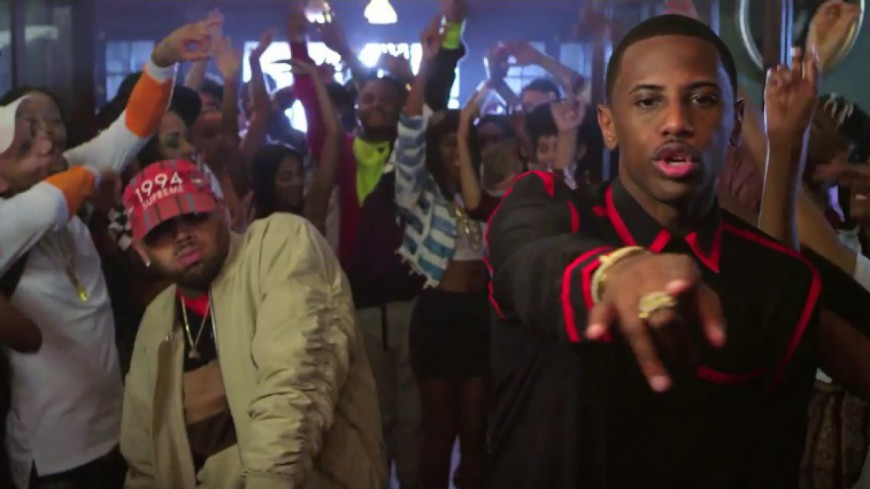 Fabolous ft Chris Brown - She Wildin (Official Video)