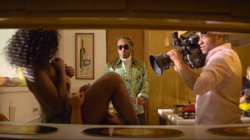 Future t'invite dans un film porno avec ''Wifi Lit''!