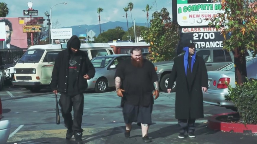 The Alchemist & Oh No (Gangrene) ft Action Bronson - Driving Gloves (Official Video)