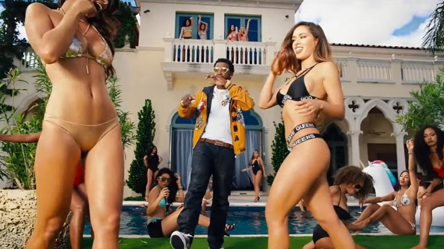 Gucci Mane se met bien avec Nicki Minaj dans ''Make Love'' !