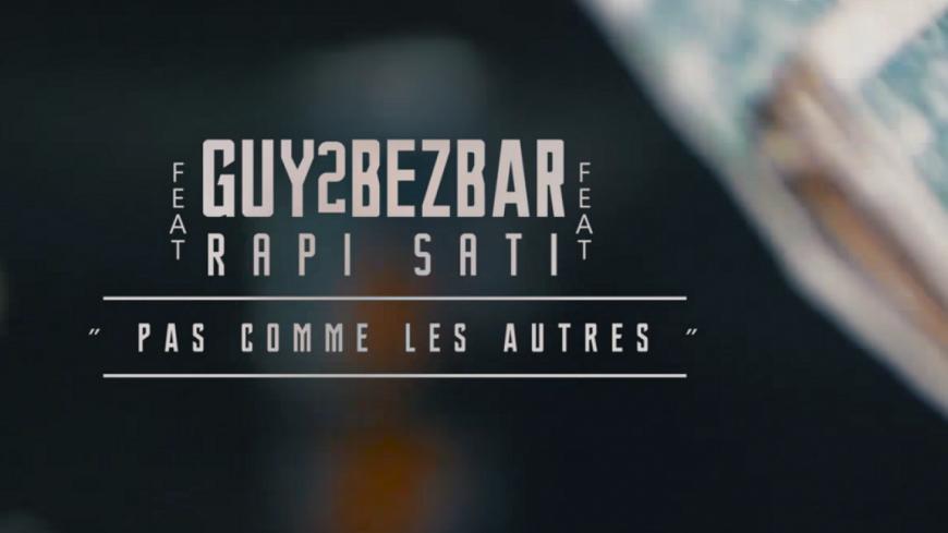 Guy2bezbar n'est ''Pas comme les autres'' !