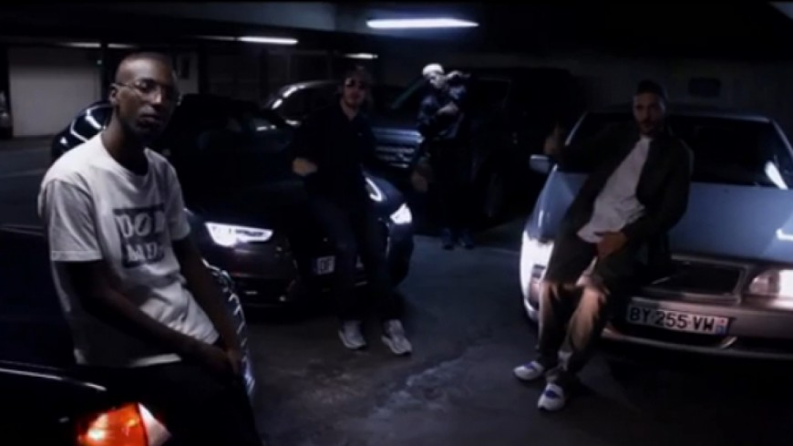 Hologram Lo' ft Prince Waly & Alpha Wann - Rov Or Benz (Clip Officiel)