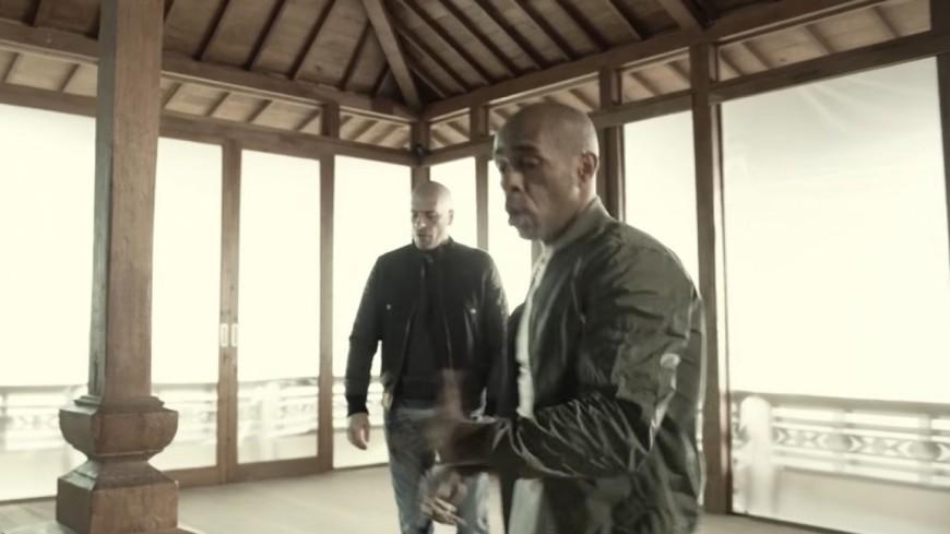 Iron Fist dans le dernier clip d'IAM !