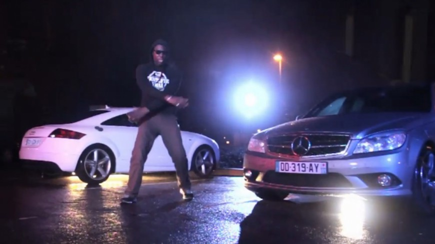 Juicy P ft Niska, E2M, KPoint, Bacad, Youssef & Denzo - Danse Avec Les Loups [80 11 Remix] (Clip Officiel)