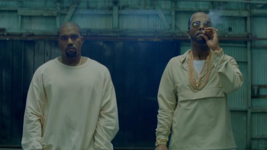 Juicy J et Kanye West font du bruit avec ''Ballin'' !