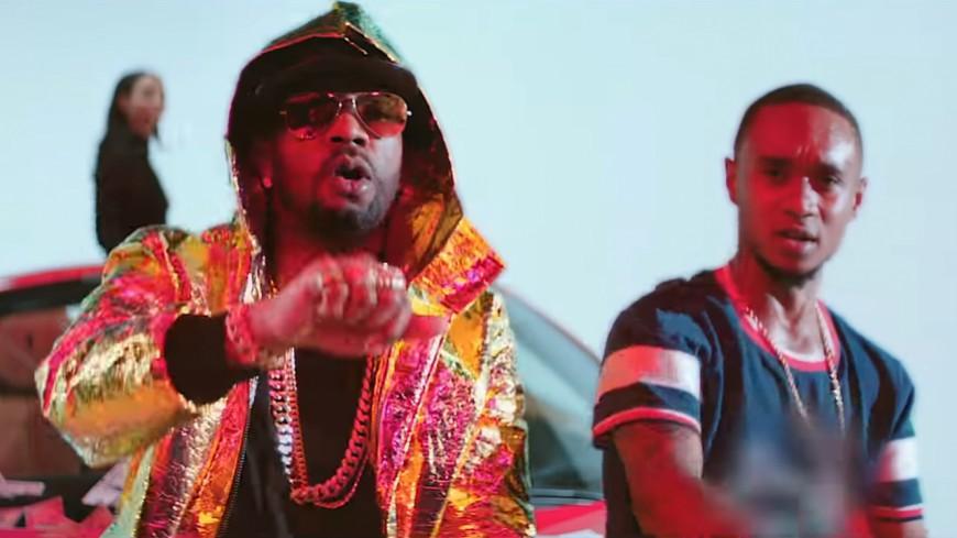 Juicy J s'associe avec Slim Jxmmi sur ''Gimme Gimme''