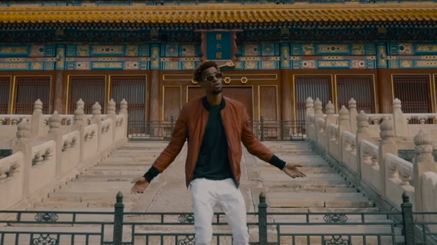 KPoint est une ''Légende'' dans son dernier clip réalisé en Chine !