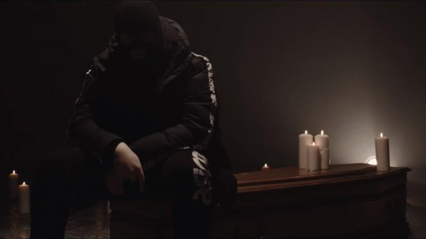 Kalash Criminel toujours aussi sombre dans ''La Sacem de Florent Pagny'' !