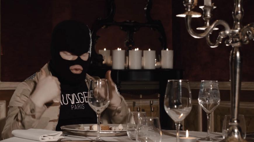 Kalash Criminel rend hommage aux cougars dans ''Cougar Gang''