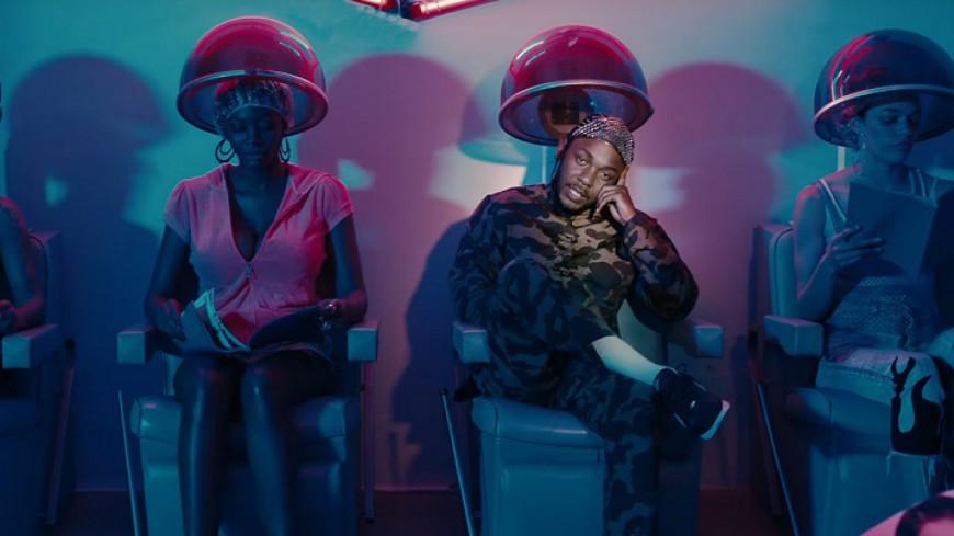 Kendrick enflamme la toile avec le clip de ''Humble'' !