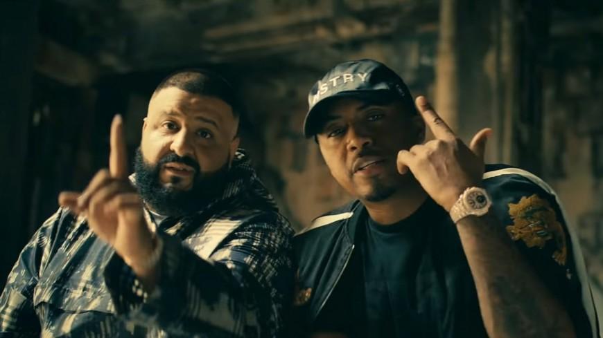 Dj Khaled, Nas et Travis Scott cernés par la police dans ''It's Secured'' !
