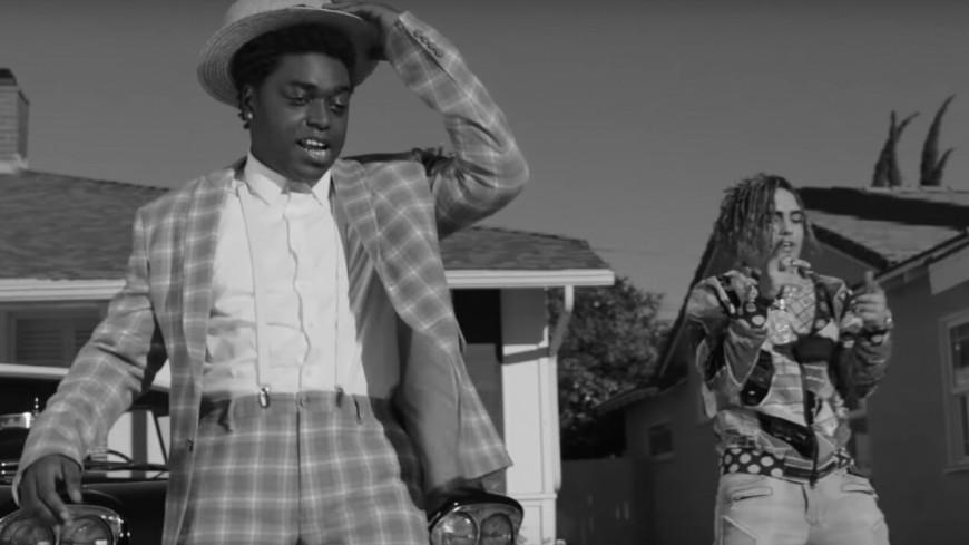 Kodak Black et Lil Pump sont en pleine forme dans ''Gnarly'' !