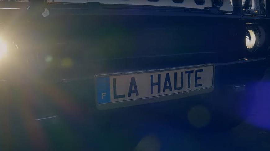 Hayce Lemsi nous lâche le 4ème épisode de ''La Haute'' !