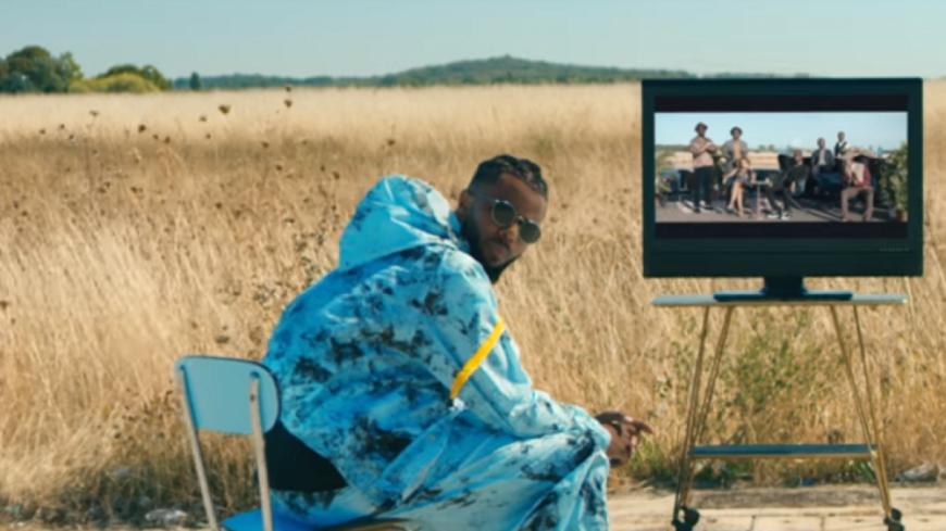 Lefa présente le clip de ''J'me téléporte'' en compagnie de Dadju et Spri Noir