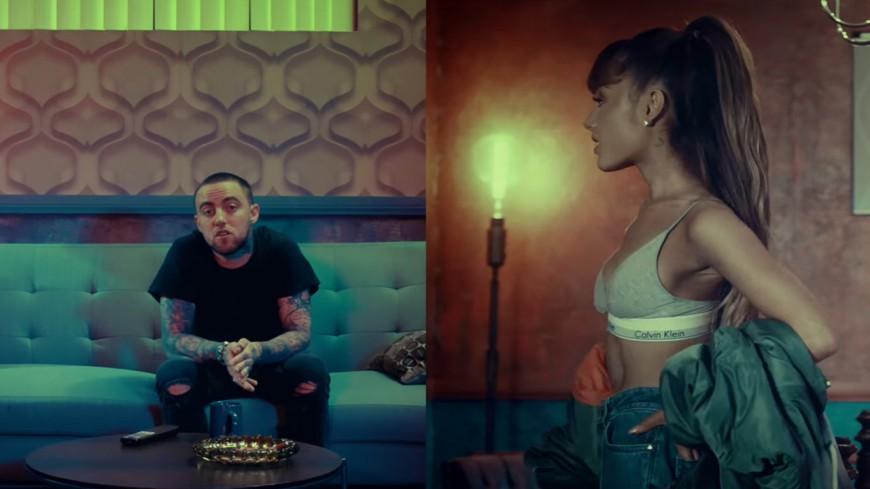 Mac Miller et Ariana Grande plus amoureux que jamais !