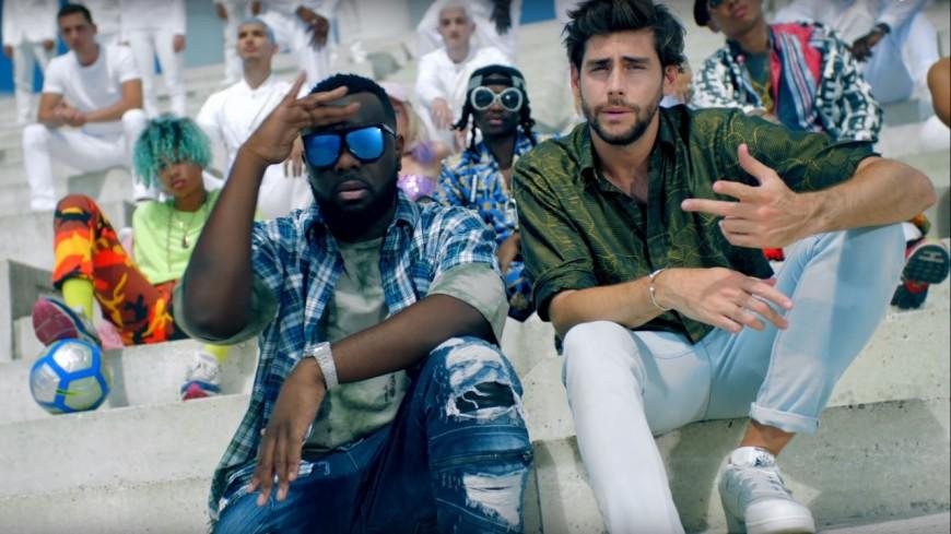 Maître Gims surprend avec le remix latino de ''La même'' en collab' avec Alvaro Soler !