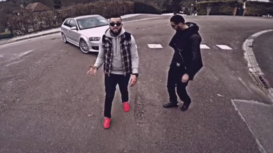 Prycem ft Ahmox - Mayday (Clip Officiel)