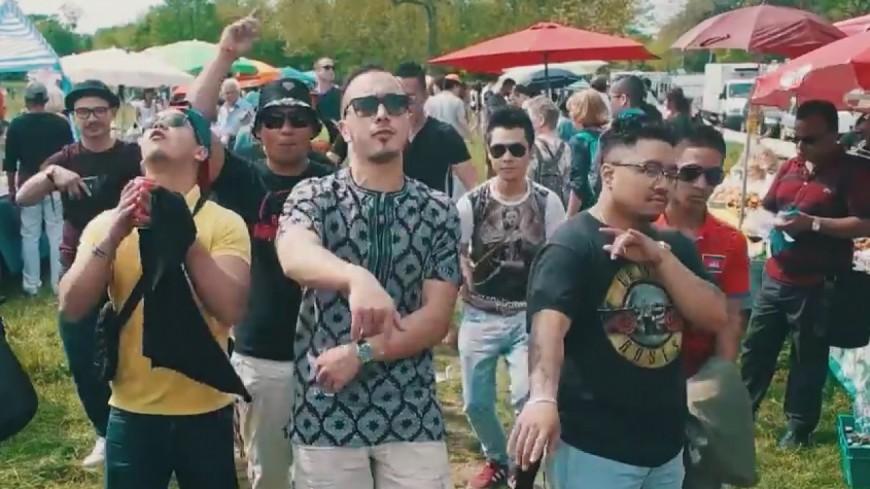 Les asiats de Mekong Soul en mode Afro Trap dans le clip ''Oulala'' !