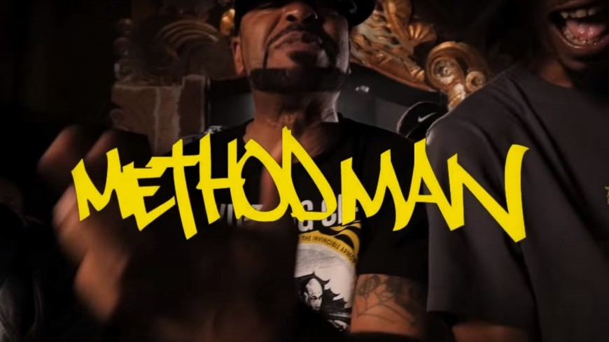Method Man marque son retour avec ''Grand Prix'' !