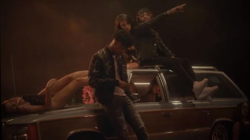 ''10 Freaky Girls'': Le nouveau clip de Metro Boomin et 21 Savage!