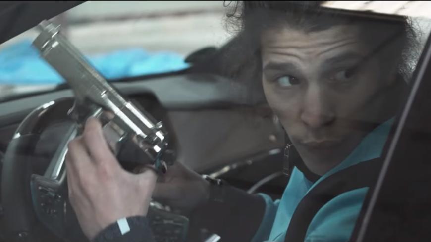 Moha La Squale en mode ''Bandolero'' dans son nouveau clip !