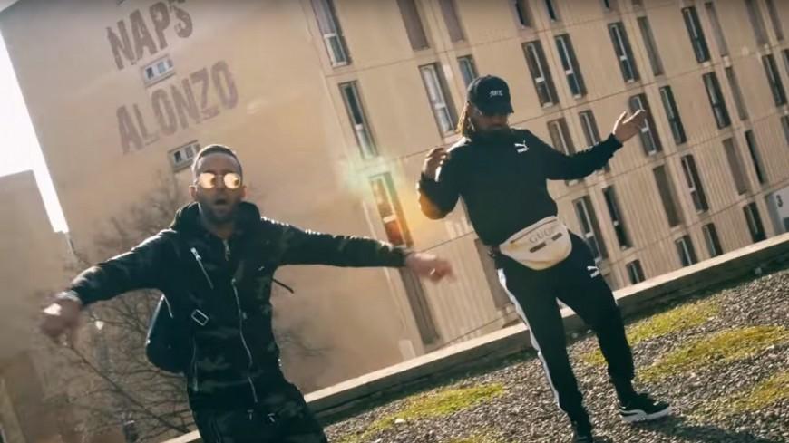 Naps et Alonzo sont ''Dans le Block'' de Marseille !