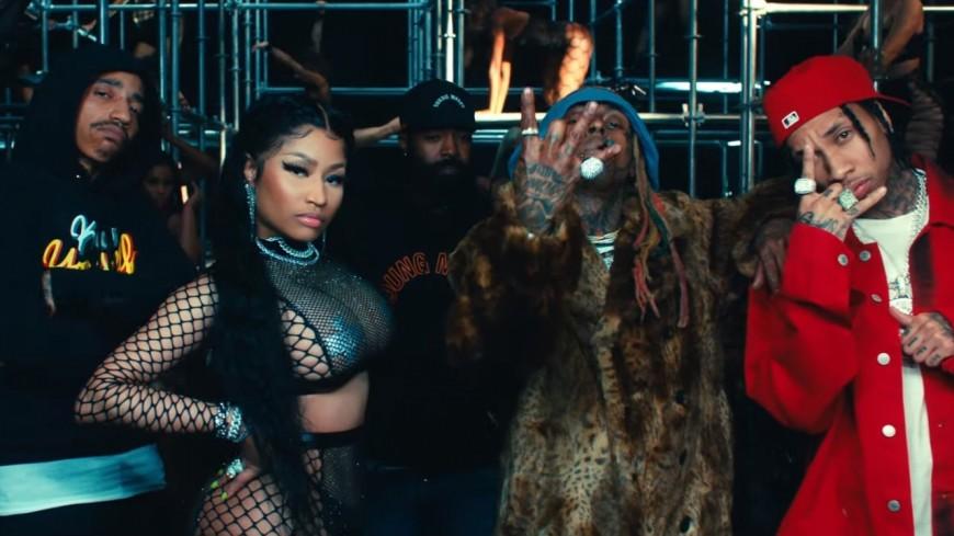 Nicki Minaj et Lil Wayne sont en très ''Good Form'' dans ce remix!