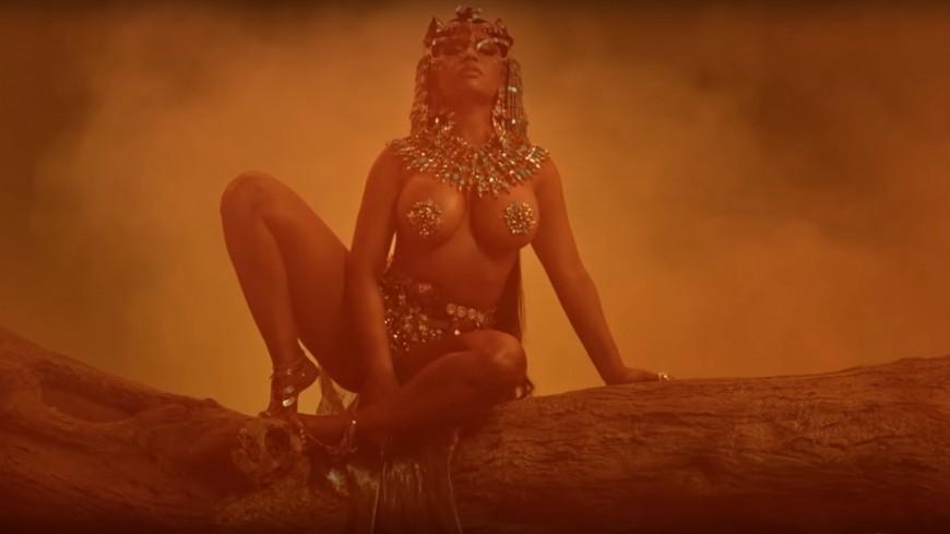 Nicki Minaj remet les pendules à l'heure dans ''Ganja Burn'' !