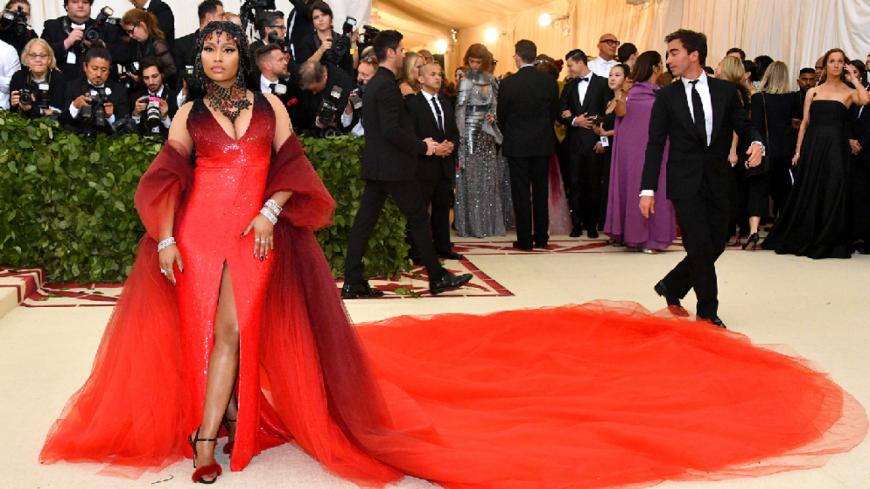 Nicki Minaj balance deux clips et annonce la sortie de son album !