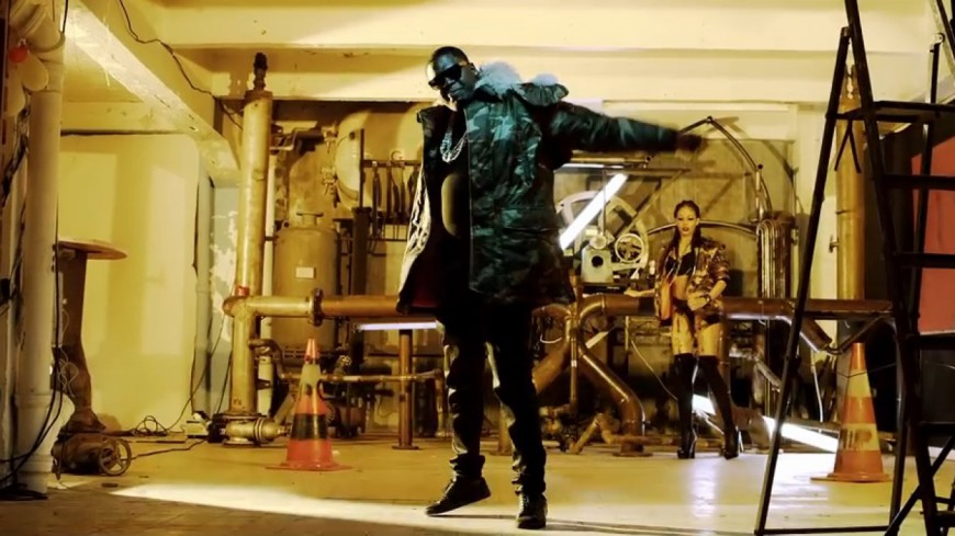 Poison Mobutu - Neti Na Film (Clip Officiel)