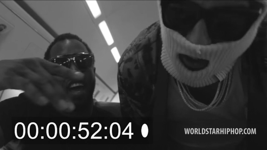 Puff Daddy et French Montana en grande forme dans ''Cocaine'' !
