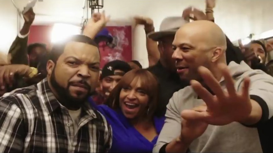 Ice Cube & Common - Real People (Official Video)