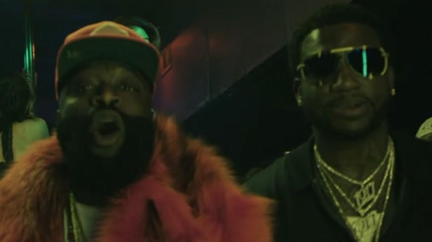 Rick Ross et Gucci Mane sont dans le strip club !