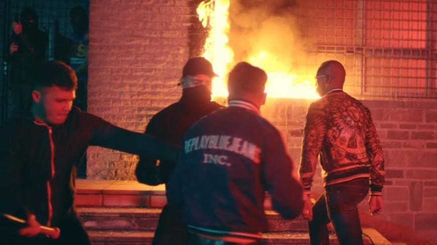Rohff en feu dans ''BROLY'' !