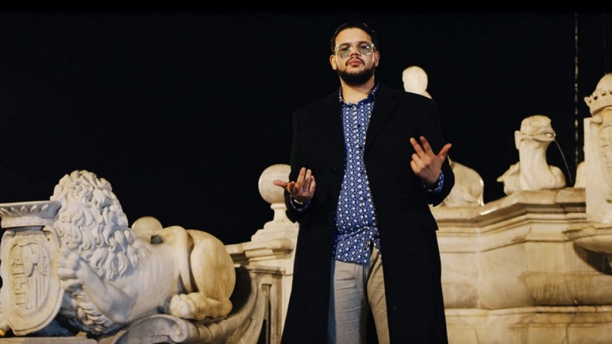 Sadek sort son nouveau clip en direct de ''Napoli'' !